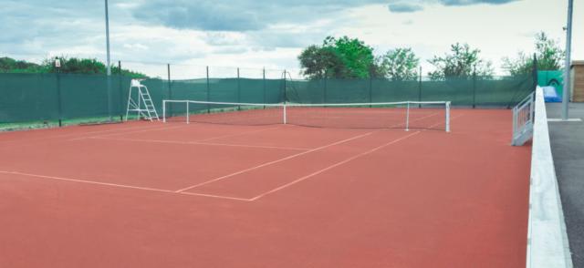 terrain de tennis hambach-roth